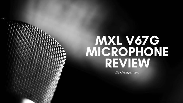 MXL V67G Review