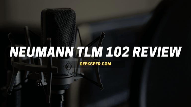 Neumann TLM 102 Microphone Review