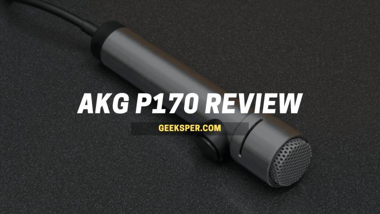 AKG P170 Review