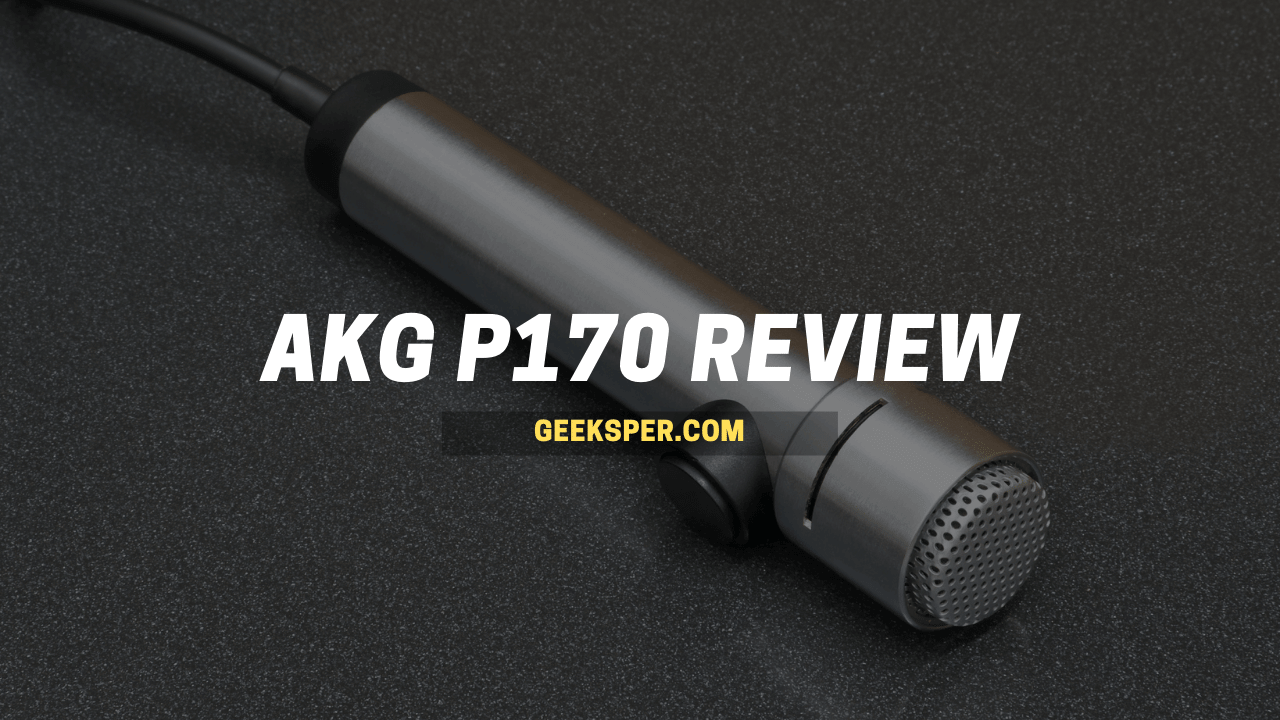 AKG P170 Review: Pros And Cons, Features And Specification